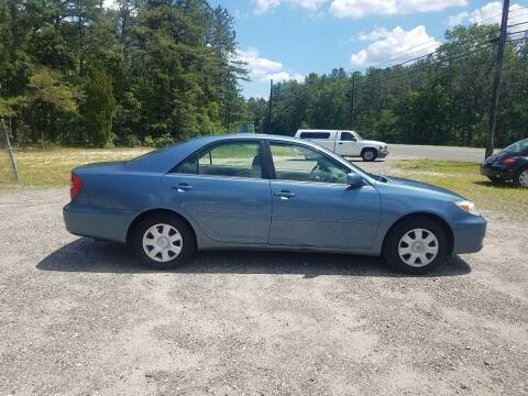 2004 Toyota Camry for sale at MIKE B CARS LTD in Hammonton NJ