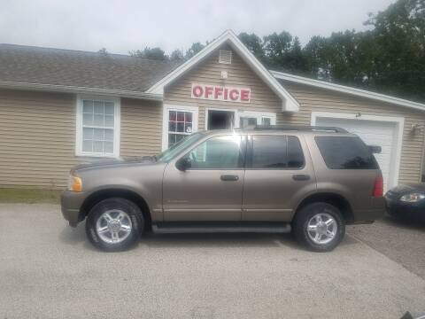 2005 Ford Explorer for sale at MIKE B CARS LTD in Hammonton NJ