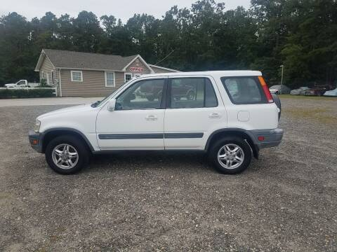 2001 Honda CR-V for sale at MIKE B CARS LTD in Hammonton NJ