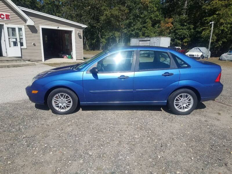 2005 Ford Focus for sale at MIKE B CARS LTD in Hammonton NJ