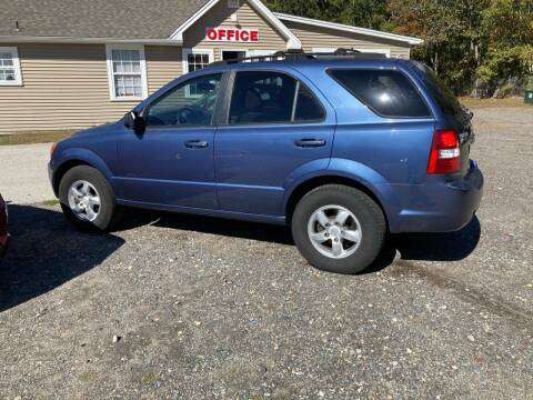 2007 Kia Sorento for sale at MIKE B CARS LTD in Hammonton NJ