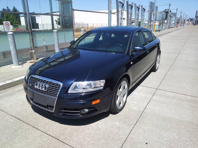 2008 Audi A6 42 Quattro In Tacoma Wa Prestige Auto Connect