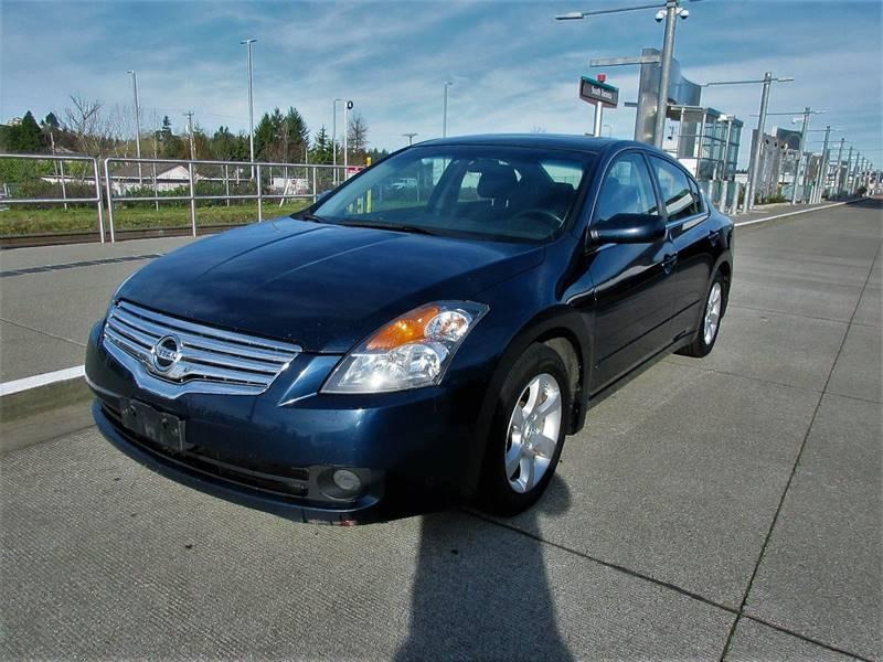 2007 Nissan Altima 2.5S >> 2007 Nissan Altima 2 5 S In Tacoma Wa Prestige Auto Connection