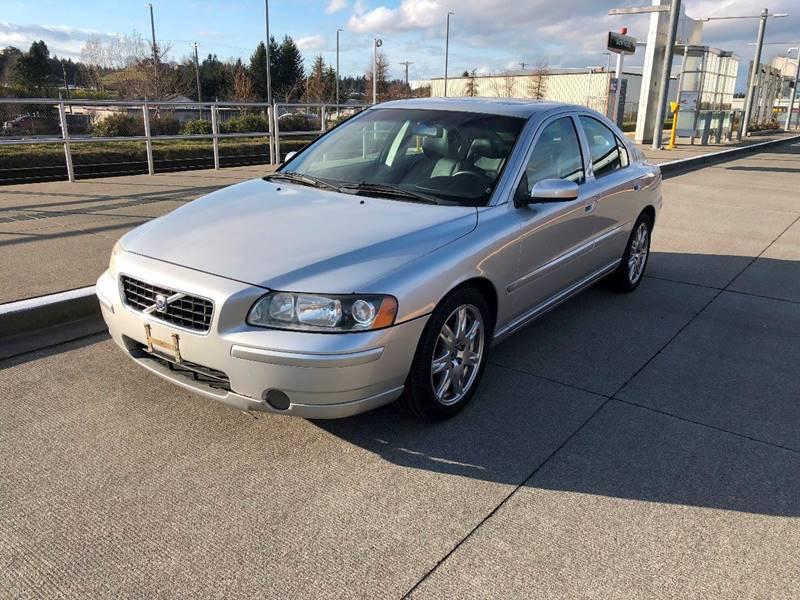 2006 volvo s60 2.5t in tacoma wa - prestige auto connection