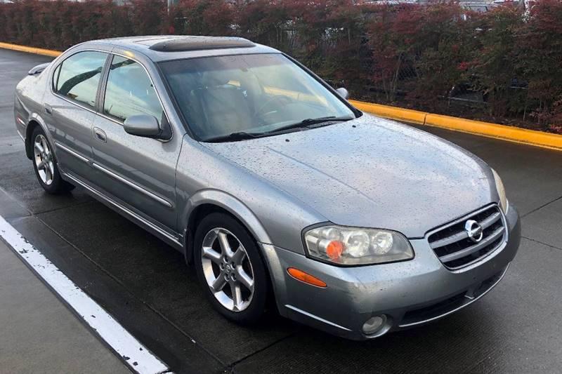 2003 Nissan Maxima For Sale At Prestige Auto Connect In Tacoma WA
