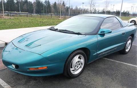 1994 Pontiac Firebird for sale in Tacoma, WA