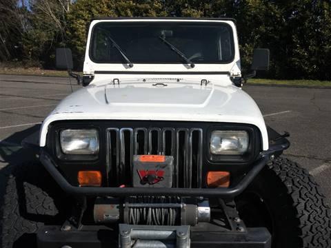 1989 Jeep Wrangler for sale in Tacoma, WA