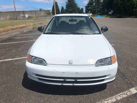 1994 Honda Civic for sale in Tacoma, WA
