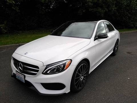 2016 Mercedes-Benz C-Class for sale in Tacoma, WA