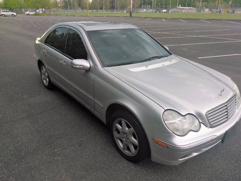 2002 mercedes benz c class c 240 4dr sedan in tacoma wa prestige auto connection. Black Bedroom Furniture Sets. Home Design Ideas