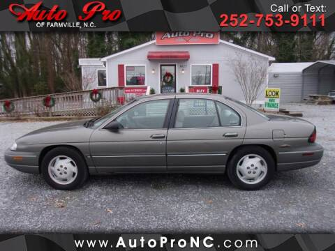 1997 Chevrolet Lumina for sale in Farmville, NC