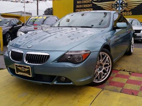 2007 BMW 6 Series for sale in Lennox, CA