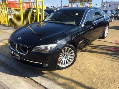 2009 BMW 7 Series for sale in Lennox, CA