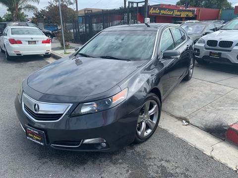Acura TL For Sale Carsforsalecom - Acura tl manual transmission
