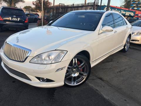 2007 Mercedes-Benz S-Class for sale in Lennox, CA