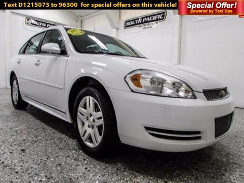 2013 Chevrolet Impala for sale in Albany, OR