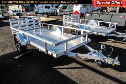 2019 PREMIER PLUS STD 5X10XFHS 14 RT LED L for sale in Albany, OR