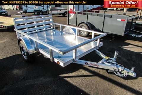 2019 PREMIER PLUS STD 5X8X FHS 14  RT for sale in Albany, OR
