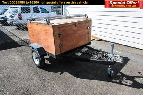 2012 CHNA 4X4 TRAILER for sale in Albany, OR
