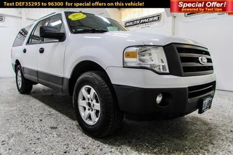 2013 Ford Expedition EL for sale in Albany, OR