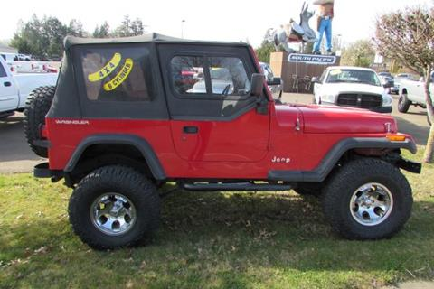 1994 Jeep Wrangler for sale in Albany, OR