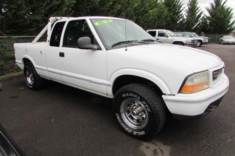 1998 GMC Sonoma for sale in Albany, OR