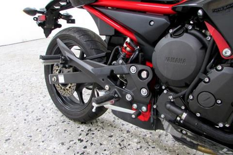 2015 Yamaha FZ6R