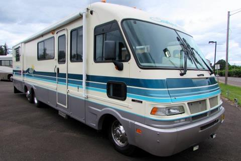 1993 Chevrolet Motorhome Chassis for sale in Albany, OR
