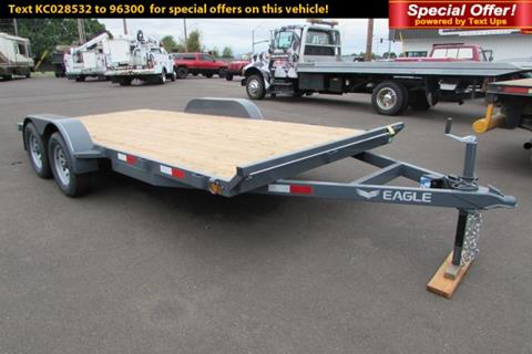 2019 EAGLE TRAILER 7X16 TA FB 7K 4FRAME BRK for sale in Albany, OR