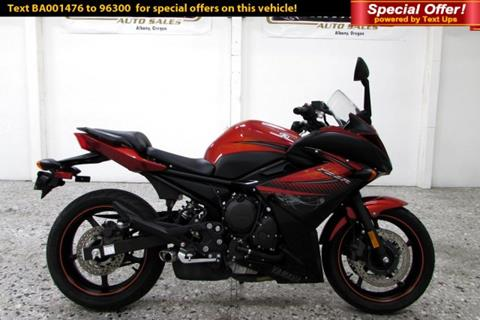 2011 Yamaha FZ6R for sale in Albany, OR