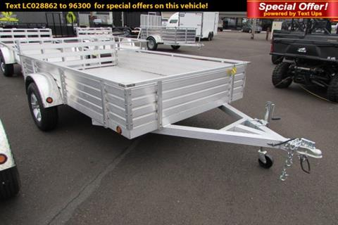 2020 EAGLE TRAILER 6'X10'X16 SS SA STER ALU for sale in Albany, OR