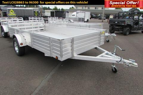 2020 EAGLE TRAILER MANUFA 6'X12'X16 SS SA STER ALU for sale in Albany, OR