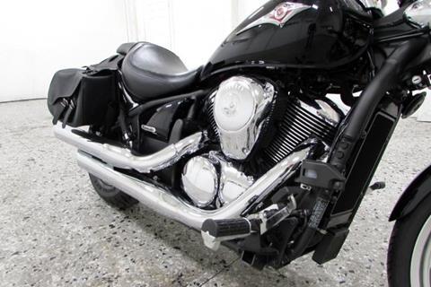 2009 Kawasaki Vulcan 900 Classic LT