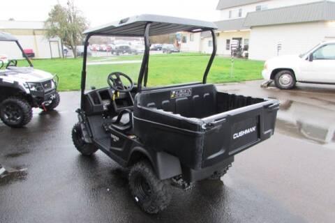 2020 Cushman HAULER 800X G-EFI