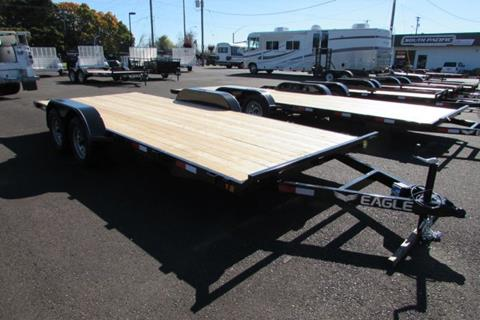 2020 Eagle 7X18 TA FB 7K for sale in Albany, OR