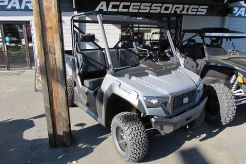 2020 Cushman HAULER 4X4 EPS CA DC for sale in Albany, OR