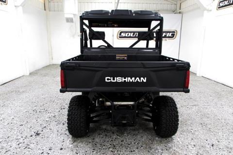 2020 Cushman HAULER 4X4