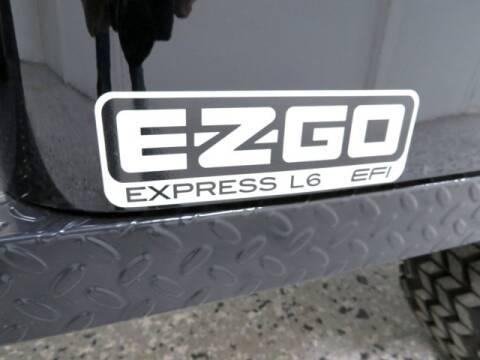 2020 E-Z-GO EXPRESS L6 G-EFI