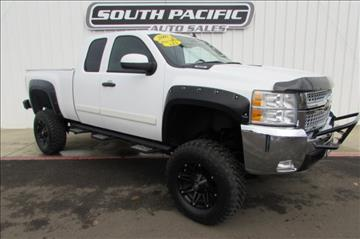 2007 Chevrolet Silverado 2500HD for sale in Albany, OR