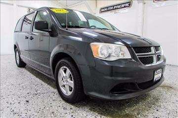 2012 Dodge Grand Caravan for sale in Albany, OR