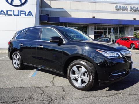 2016 Acura MDX for sale in Wayne, NJ
