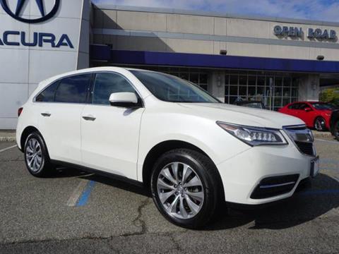 2014 Acura MDX for sale in Wayne, NJ