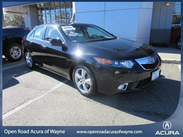 2013 Acura TSX for sale in Wayne, NJ