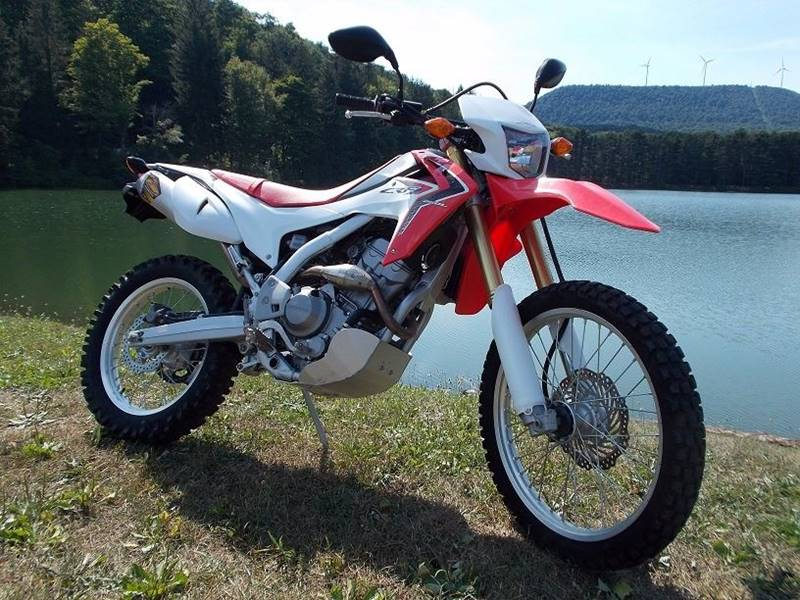 2013 Honda CRF 250L for sale at W.R. Barnhart Auto Sales in Altoona PA