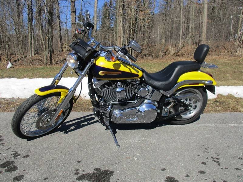 2004 Harley Davidson Softail Deuce