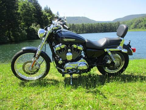 2008 Harley-Davidson Sportster XL1200C for sale in Altoona, PA