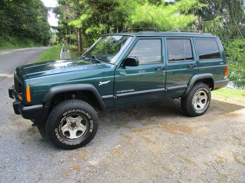 1998 Jeep Cherokee for sale in Altoona, PA