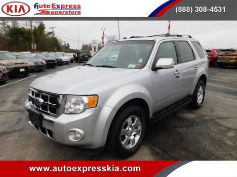 2011 Ford Escape Limited for sale at Auto Express Kia in Erie PA
