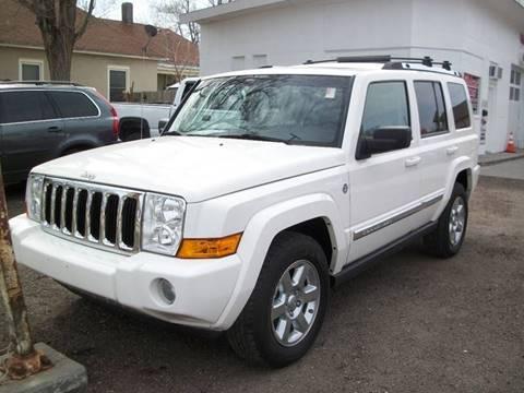 2007 Jeep Commander for sale in Junction City, KS