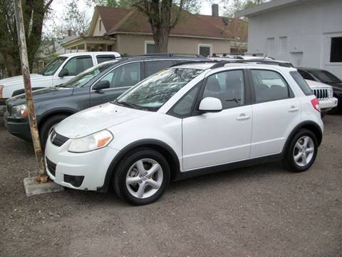 2008 Suzuki SX4 Crossover for sale in Junction City, KS
